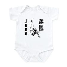 Judo Throw Infant Bodysuit