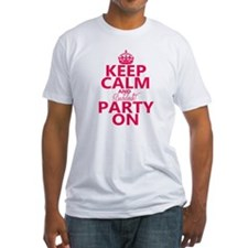 Keep Calm and Bachelorette Party On T-Shirt