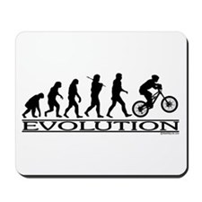 Evolution (Mt. Biking) Mousepad