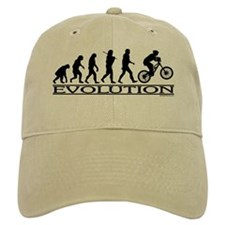 Evolution (Mt. Biking) Baseball Cap