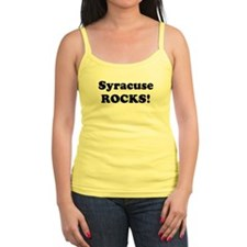 Syracuse Rocks! Jr.Spaghetti Strap