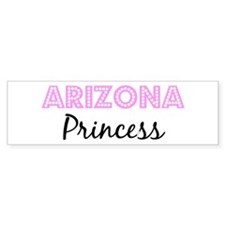 Arizona Princess Bumper Bumper Sticker