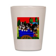 bernesedogs                             Shot Glass