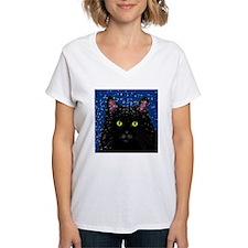 black cat copy 2            Shirt