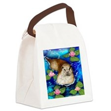 otter copy                        Canvas Lunch Bag