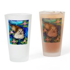 otter copy                          Drinking Glass