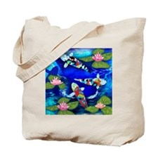 koi copy                                  Tote Bag