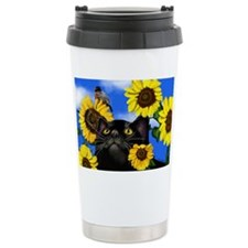 print 7                         Ceramic Travel Mug