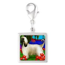afgan3 copy                   Silver Square Charm