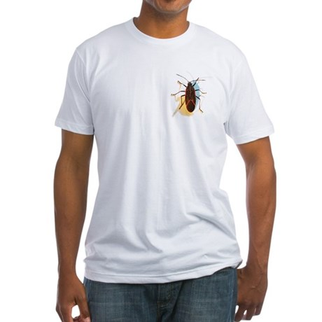 Boxelder Bug Fitted T-shirt