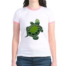 3D Textured Turtle T