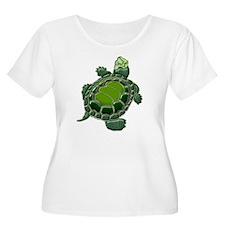 3D Textured T T-Shirt