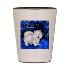 rudy copy Shot Glass