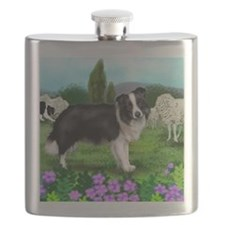 border collie3 copy Flask