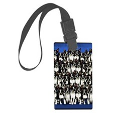 bostons copy Luggage Tag