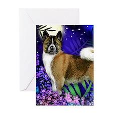 akitals Greeting Card