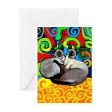 88 Greeting Card
