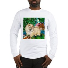 chowcream 4 copy Long Sleeve T-Shirt