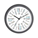 It's Break Time!  Clock