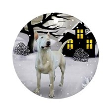 winterhouse BT Round Ornament