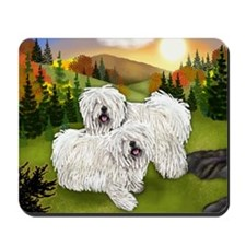 fall puli Mousepad