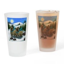 cairn snows Drinking Glass