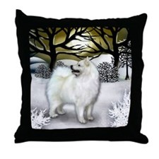 WS SAM Throw Pillow
