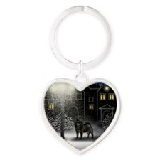 WC BPUG copy Heart Keychain