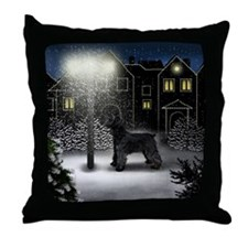 sc GS Throw Pillow