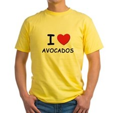 I love avocados T