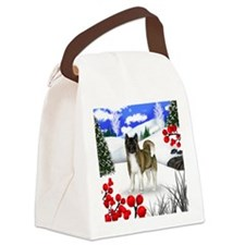 wb ba Canvas Lunch Bag