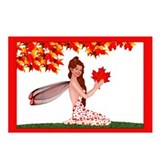 Canadian Faerie Postcards (Package of 8)
