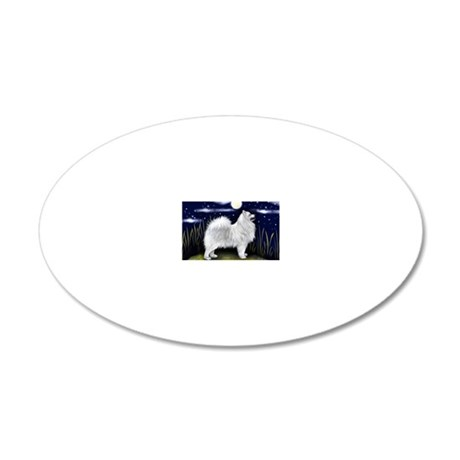 magnet 1 copy 20x12 Oval Wall Decal