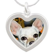 wchi Silver Heart Necklace