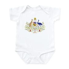 Aussie Coat of Arms Infant Bodysuit