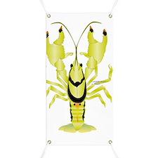 Ringed Crayfish T Banner