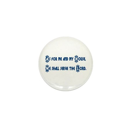 My House Mini Button (10 pack)