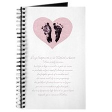 Tiny Footprints Grief Journal