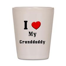 Granddaddy Shot Glass