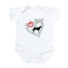 Anatolian Shepherd Dog Infant Bodysuit