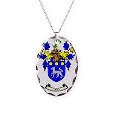 OFLYNN Necklace Oval Charm