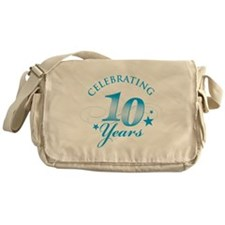 10 years.png Messenger Bag