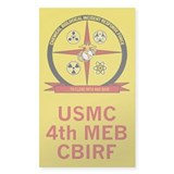 4th MEB CBIRF Decal