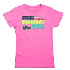 Run Mommy Run - Shoe - Girl's Tee