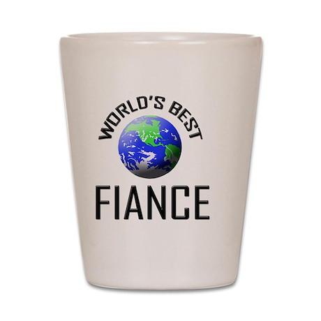 FIANCE Shot Glass