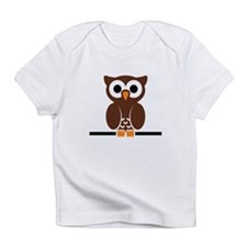 Cartoon Owl Infant T-Shirt