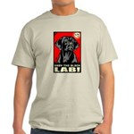 Obey the Black Lab! 06 Ash Grey T-Shirt