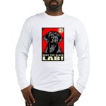 Obey the Black Lab! 06 Long Sleeve T-Shirt