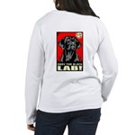 Black Lab! 06 Women's Long Sleeve T-Shirt