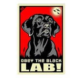 Obey the Lab! 06 Postcards (Package of 8)